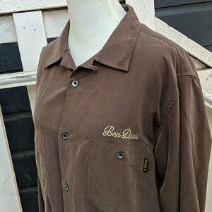 Ben Davis Button-down Shirt, size L